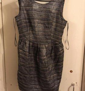 Платье 46