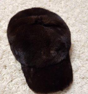Кепка меховая норковая