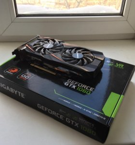Видеокарта GeForce GTX 1060 3gb