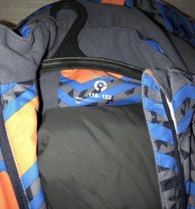 Зимний костюм crockid 116-122