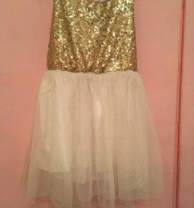 Платье 98-110