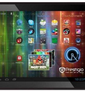 """Планшет """"Prestigio Multipad"""" PMP5580C DUO"""