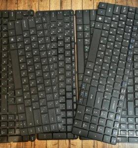 Клавиатуры для ноутбука Asus Acer Lenovo HP