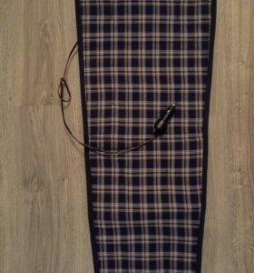 Подогревающий коврик на седенье авто