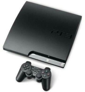 Sony PlayStation 3 Slim 320 ГБ CECH-2508B