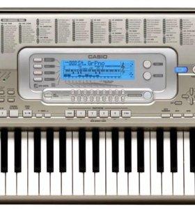 Синтезатор Casio WC-3300 с подставкой