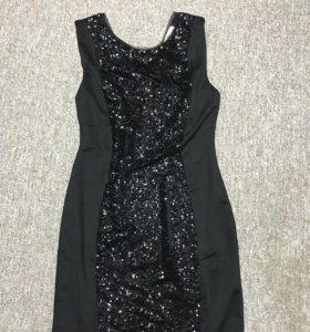 Платье новое с пайетками!Новое!