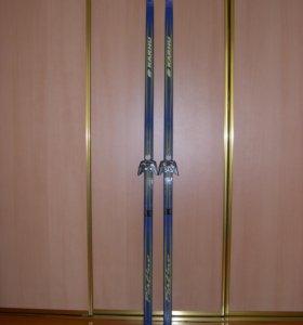 Беговые лыжи, коньки - обмен, продажа