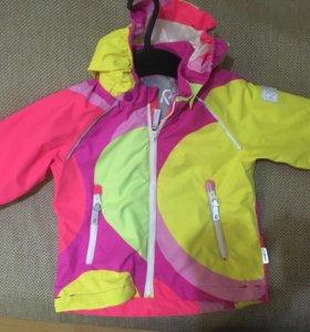 Куртка демисезонная Reima tec 92