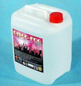 Жидкость для мыльных пузырей Disco-fog