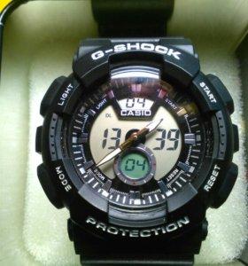 Часы: CASIO G-SHOCK: новые.