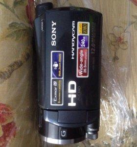 Видеокамера SONY HDR - XR550E