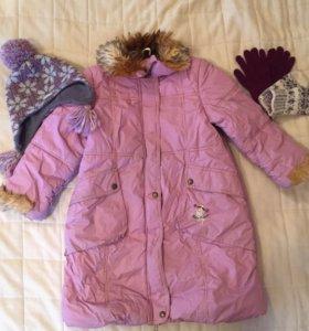 Пальто зимнее Kerry
