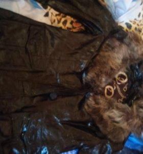 Куртка лаковая 48р