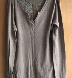 Тёплые свитера 42-44