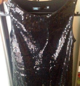 Платье с пайетками Befree