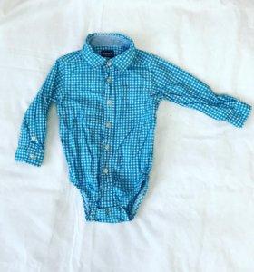 Детская рубашка(боди)👕