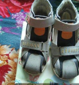 Ортопидические ботинки 30