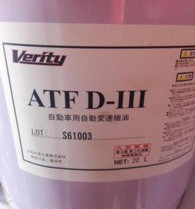 Трансмиссионная минеральная жидкость для АТ