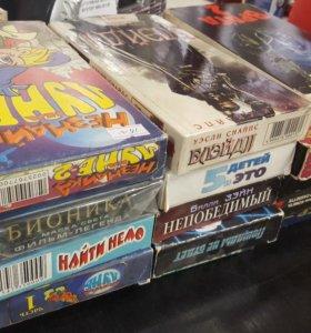 Видео касеты