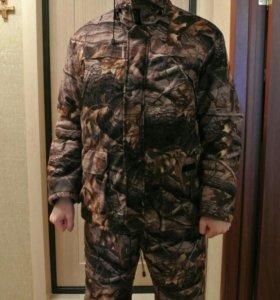 Зимний костюм охотника новый