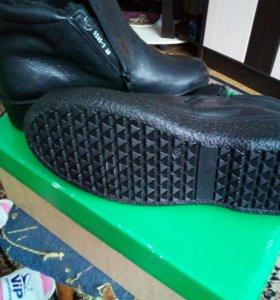 Мужские ботинки 40 размер
