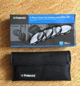 Макро фильтры Polaroid 52 mm
