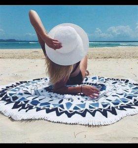 Коврики для пляжа или медитации