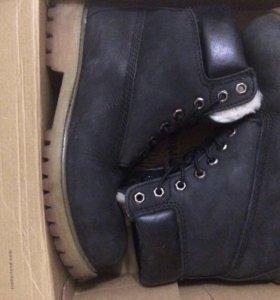 Ботинки зимние Timberland женские