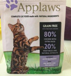 Корм для кошек беззерновой Applaws