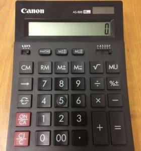 Калькулятор Canon AS-888 (16)