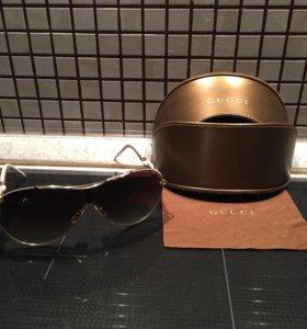 Солнцезащитные очки Gucci оригинальные