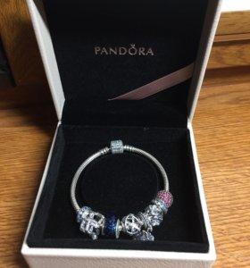 Новый браслет Pandora