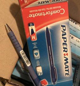 Ручка синяя шариковая