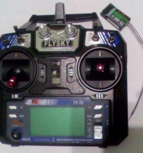 Радиоаппаратура Flysky FS-i6
