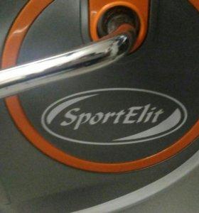 Ветрикальный велотренажер Sport Elite SE-2450