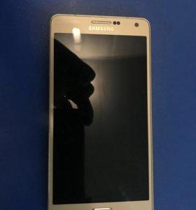 Samsung A700fd A7 gold