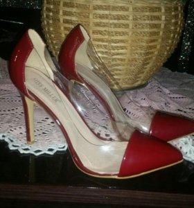 Туфли новые 38 (37)