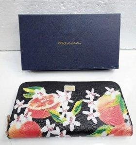 Dolce & Gabbana кошельки