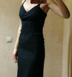Платье под блузку/рубашку