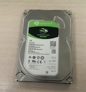 Жесткий диск seagate Barracuda ST1000DM010, 1Тб