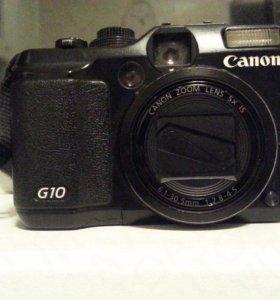 Фотокамера/фотоаппарат Canon PowerShot G10