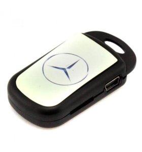 MP3-плеер с Логотипом Mercedes