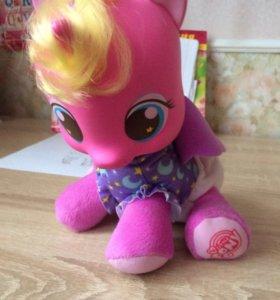 My little pony игрушка интерактивная