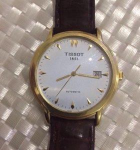 Золотые Часы Tissot