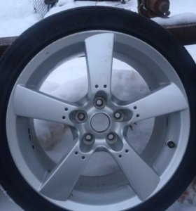 Диски r18 Mazda с резиной