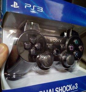 Джойстик для PS 3 в упаковке новый