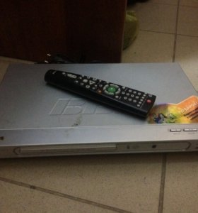 DVD-плеер BBK DV313SI