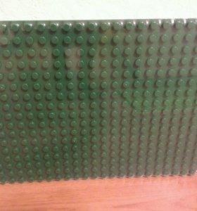 Пластины Лего Дупло
