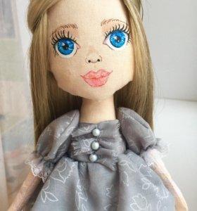 Игрушка Тильда куклы ручной работы